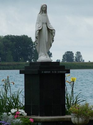Our Lady on the River
